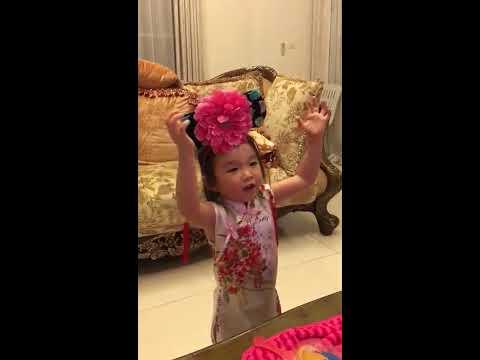 Classical Chinese dance Class For Children - Mandarin Class in Klang Valley.