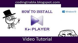 видео KMPlayer скачать для Windows