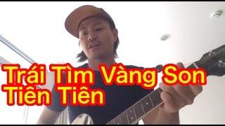 Trái Tim Vàng Son(cover)-Tiên Tiên người Nhật hát bài này!!