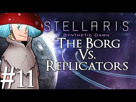 Stellaris   Multiplayer   Synthetic Dawn   Part 11