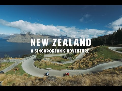 New Zealand - A Singaporean's Adventure - Part 1
