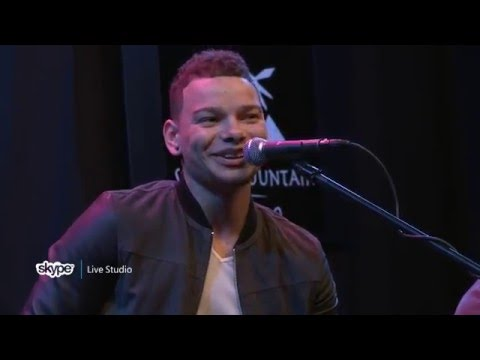 Kane Brown - Interview (98.7 THE BULL)