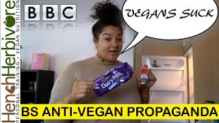 Response To BBC TV's Anti Vegan Show