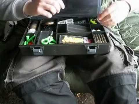 My Tackle box layout. & My Tackle box layout. - YouTube Aboutintivar.Com