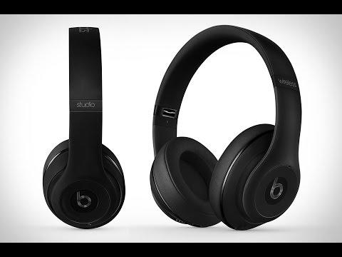 Beats Studio Wireless Special Edition Matte Black unboxing - YouTube 01488e5f9