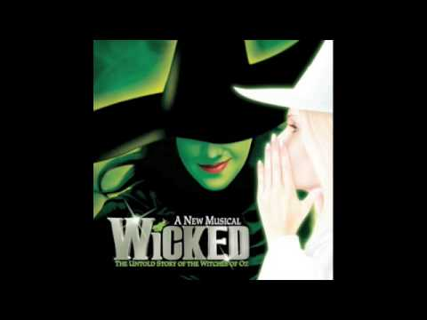Download Wicked Original Broadway Cast- Dancing Through Life Mp3 Download MP3