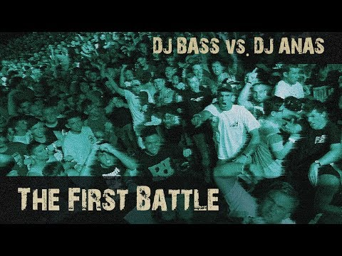 Dj Bass vs. Dj Anas - The First Battle