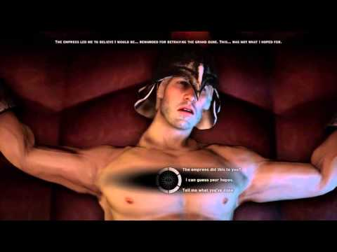 Dragon Age: Inquisition~Entered A Room And Spied A Naked Man.  Just Another Day For Michael Lavellan