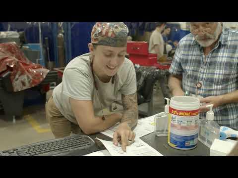 Great Oaks Career Campuses Adult Workforce Development - Welding