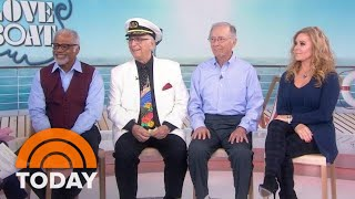 'Love Boat' Cast Celebrates 40 Years Of Show On TODAY | TODAY