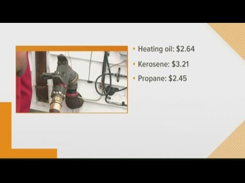 Heating Oil Prices Staying Low In Maine