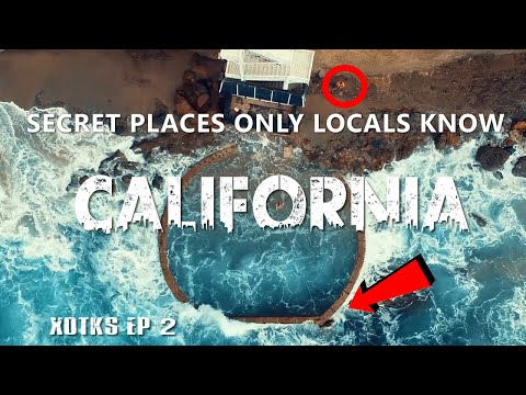 3 Insanely Exotic Places (Must Visit) in California | Secret Natural Pools