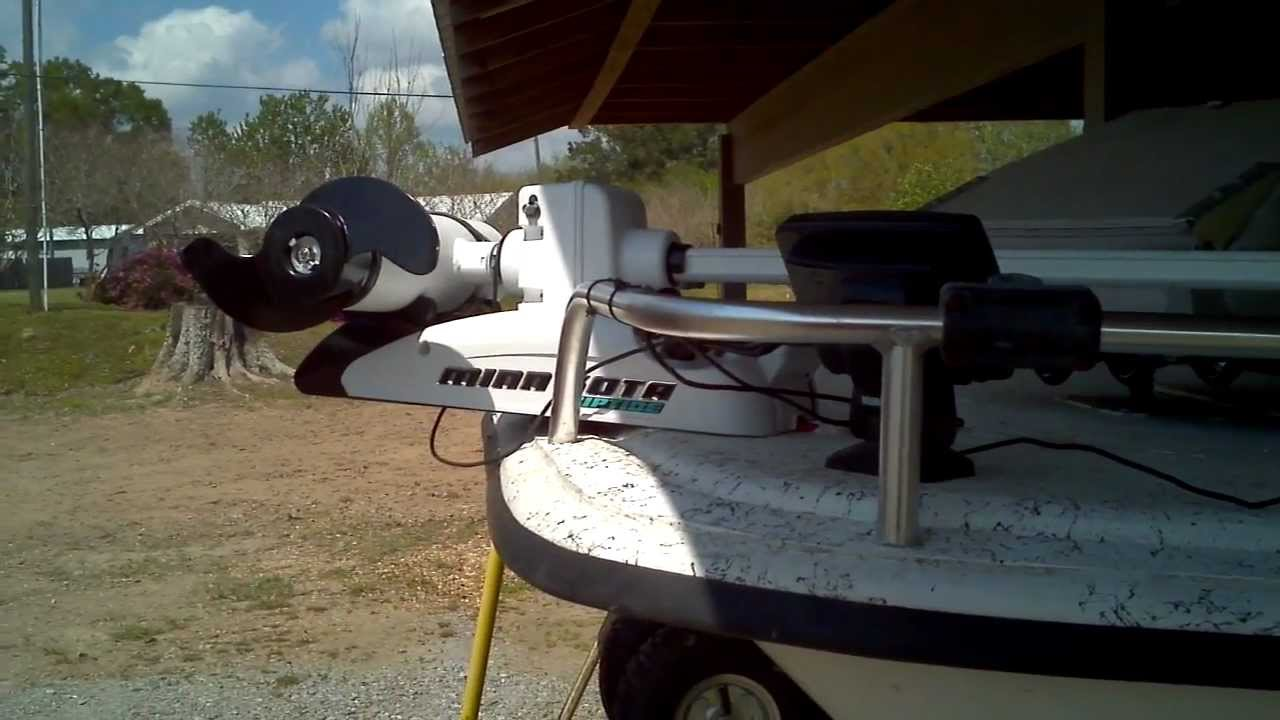 Minn Kota St Terrova I Pilot Trolling Motor Transducer