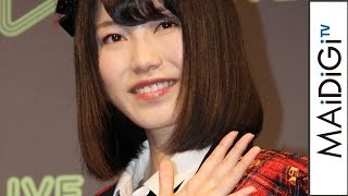 アイドルグループ「AKB48」の横山由依さんが12月10日、東京都内で行われたLINEの記者発表会に登場した。8日に開催された「AKB48劇場10周年記念特別公演」で、 ...