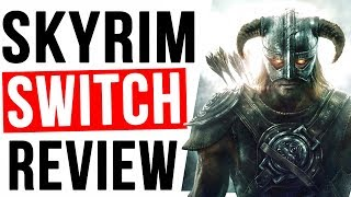 Skyrim Switch REVIEW – Did They Mess It Up?
