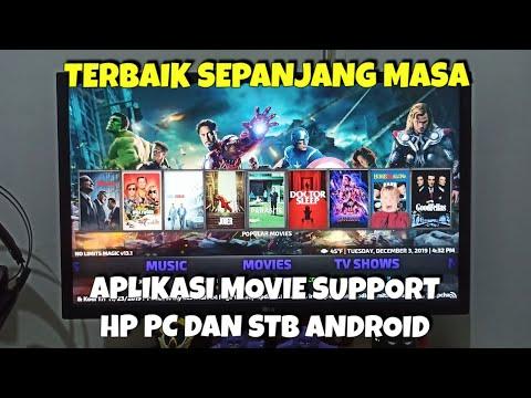 Aplikasi Legend Buat Nonton Movie - Build Kodi No Limits