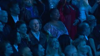 Lizzo Reacts to Lil Nas X Performance | Audience Cam | 2020 GRAMMYs