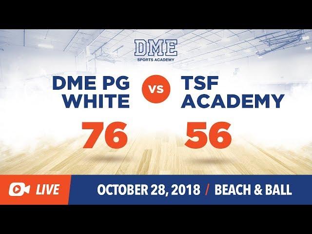 DME White vs TSF