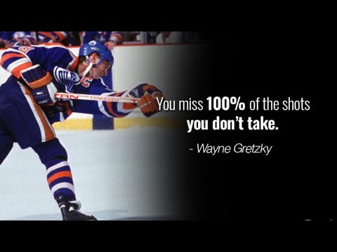 10 Brilliant Quotes By Wayne Gretzky