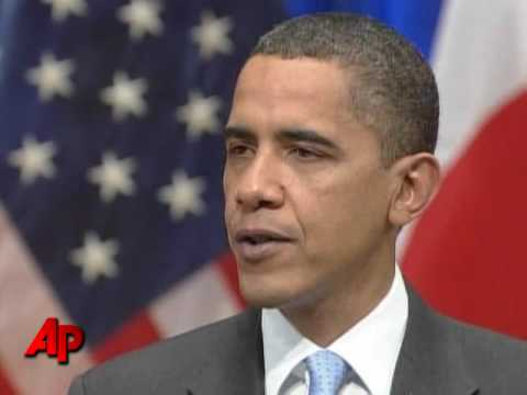 "Obama: U.S. Won't Be ""cowed by North Korea"""