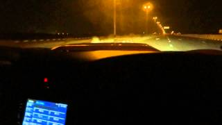 Street tuning 700 hp 2011 C6 Z06 in Dubai