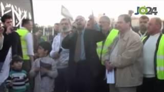 Hizb'ut Tahrir Ürdün'de Suriye Halkına Destek Gösterisi Düzenledi |04.04.2012|