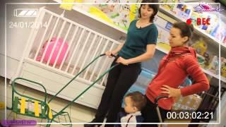 видео Выбираем детские санки