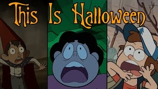 Repeat youtube video This Is Halloween - AMV