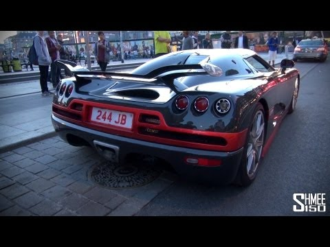 Koenigsegg Road Trip - Birthday Surprise and Copenhagen [Shmee's Adventures]