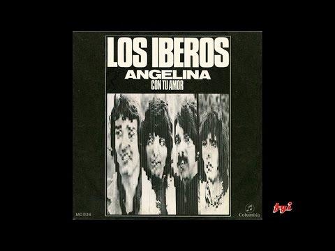 Los Iberos - Singles Collection 7.- Angelina/Con tu amor (1971)