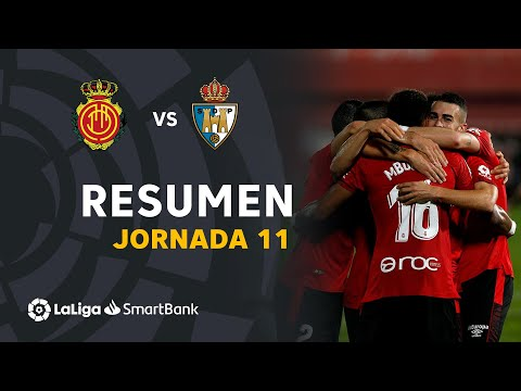 Mallorca Ponferradina Goals And Highlights