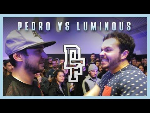 PEDRO VS LUMINOUS | Don't Flop Rap Battle
