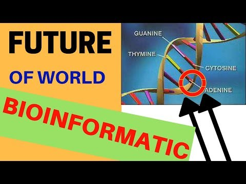 What is Bioinformatics and Why it's so popular? Application of bioinformatics- shomu's biology