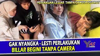 Mantep! Perlakuan LESTI KEJORA Pada RIZKY BILLAR Tanpa Camera DISOROT & BONGKAR RAHASlA BESAR LESLAR