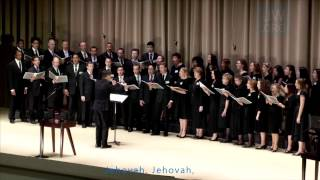 Song 138 subtitled - Jehovah is your name