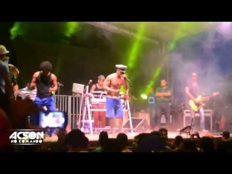 Acson no Komando ao vivo em Dianópolis TO