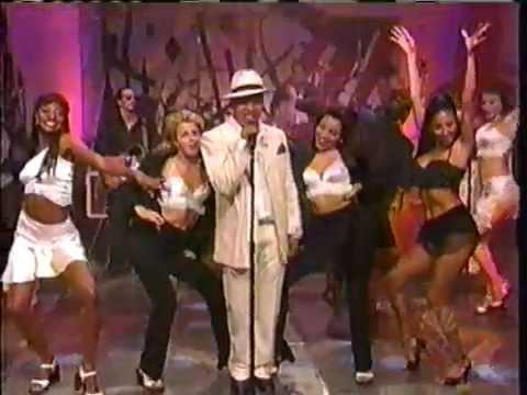 Lou Bega performs Mambo #5