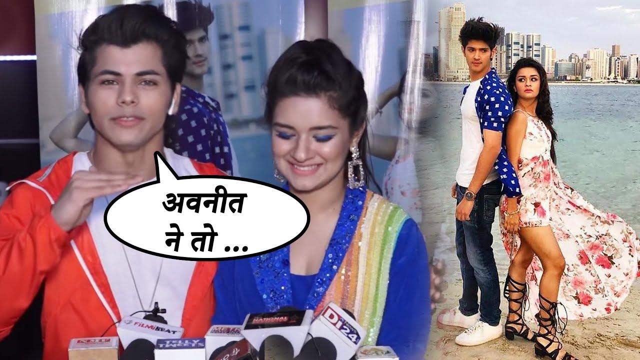 Tarse Ye Naina - Avneet Kaur & Rohan Mehra Song Launch | Siddharth Nigam|  Kanchi Singh| Reem