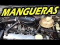 Ubicación de mangueras de vació en Chevy TBI | Opel | Corsa | Bto cars