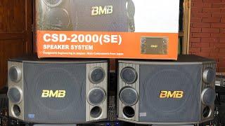 Loa BMB 2000 nhập khẩu, bass 30 tiếng quá hay (Giá 4,5tr). LH 0916957808