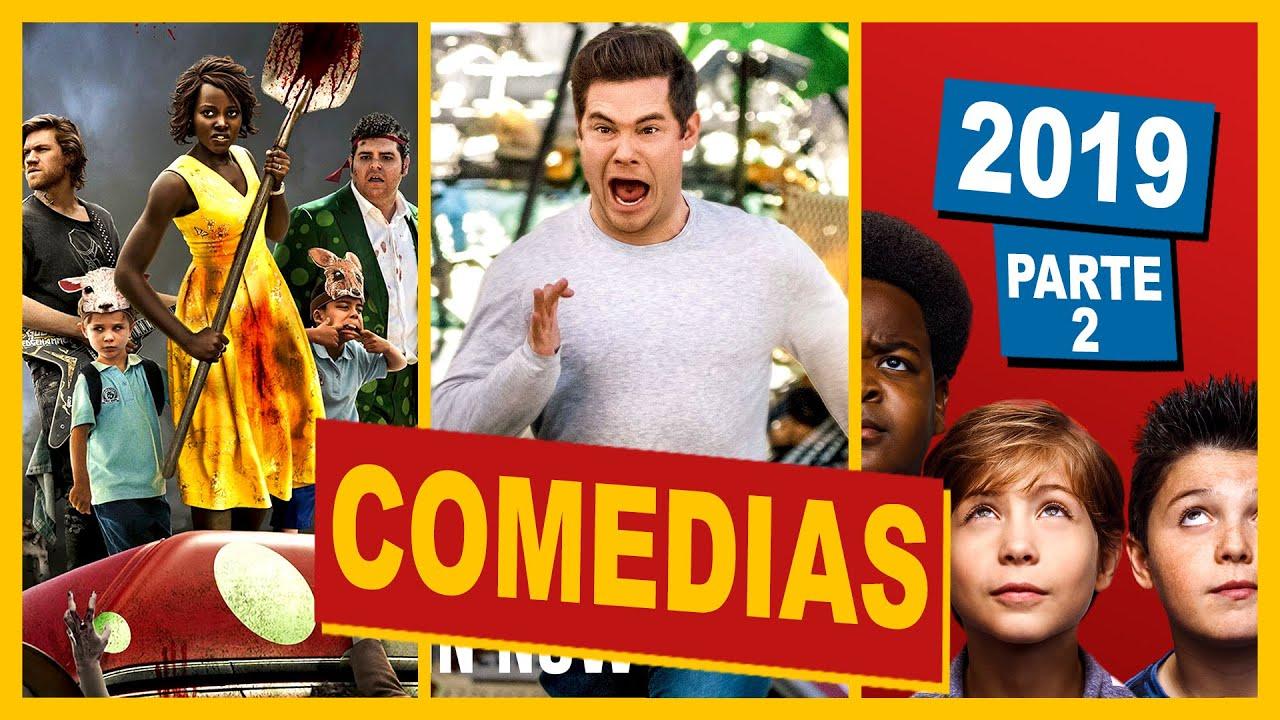 Top 10 Mejores Peliculas De Comedia 2019 #2 | Top Cinema