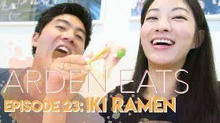 ARDEN EATS | Episode 23: Iki Ramen (Ryan Higa + Shibsibs)