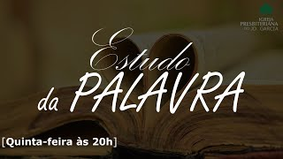 Estudo da Palavra | Marcos 12. 28-34
