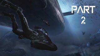 Call of Duty Modern Warfare 3 Walkthrough Part 2 Campaign Mission Hunter Killer