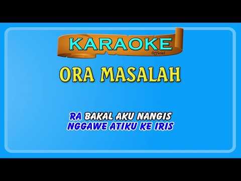 Spesial Ora Masalah Versi Karaoke dan Smule