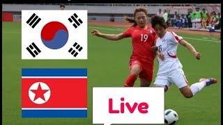 Korea Republic vs Korea DPR Live match streaming 2nd half