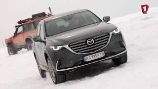 Suv&Snow: Mazda Cx-9