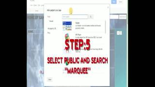 How To Add Marquee(scrolling Text) In Your Google Site