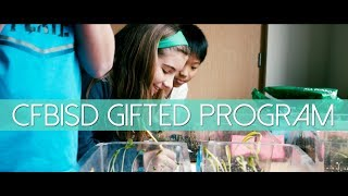 CFBISD Gifted & Talented Program