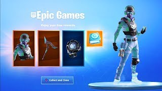 the New FREE SKIN BUNDLE in Fortnite (V-Buck Challenges)
